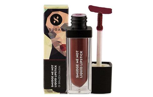 In Review: Sugar Smudge Me Not Liquid Lipstick - 10
