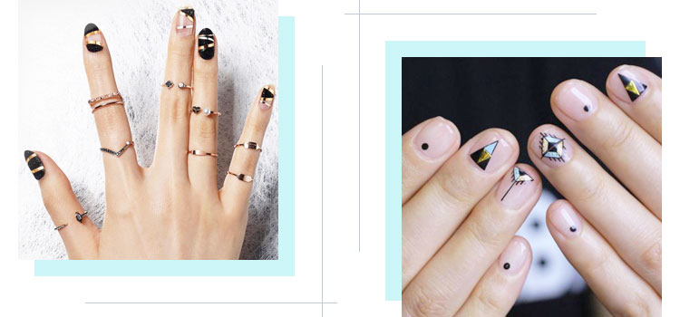 Korean nail trends that topped the charts in 2017 - 2
