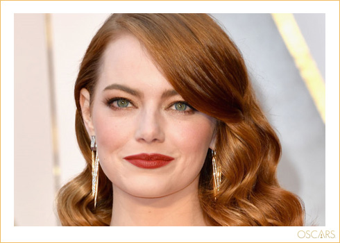 6 Stunning, Traffic-Stopping Beauty Looks From The Oscars, '17!  1