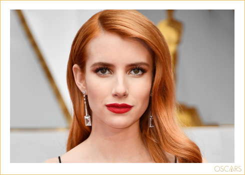 6 Stunning, Traffic-Stopping Beauty Looks From The Oscars, '17!| 5