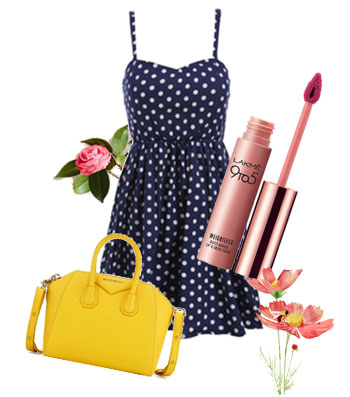 Spring Fashion - The Stylish Spring Makeup Looks for