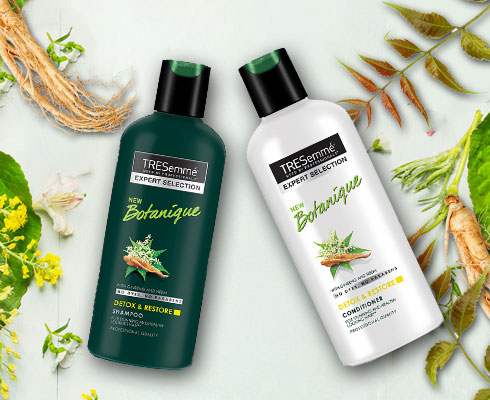 In Review: Tresemme Botanique Herbal Goodness| 1