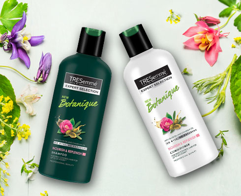 In Review: Tresemme Botanique Herbal Goodness| 2