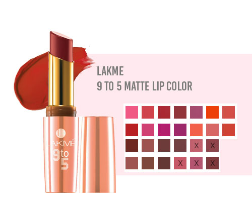 Trendy Lipsticks to Keep Your Game-Face On!| 1