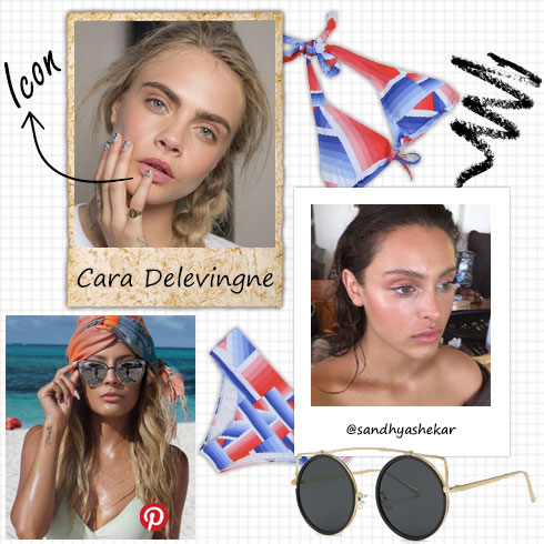 Summer Makeup & Beauty Tips - 5 Summer Looks That Are A Bomb | Nykaa's Beauty Book 4