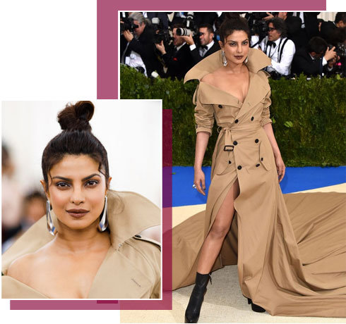 MET Gala '17 : Fashion's Biggest Night Out| 2