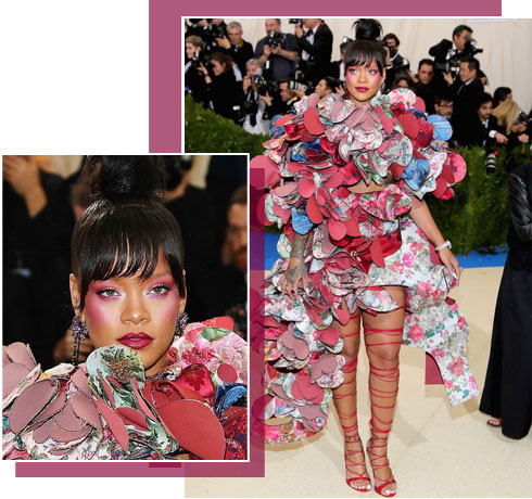 MET Gala 17 : Fashions Biggest Night Out - 1