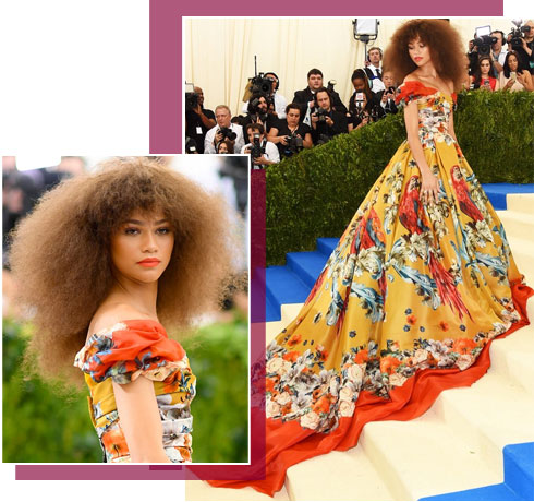 MET Gala 17 : Fashions Biggest Night Out - 4