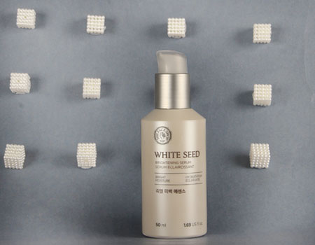 In Review: The Face Shop White Seed Brightening Skincare Range| 4