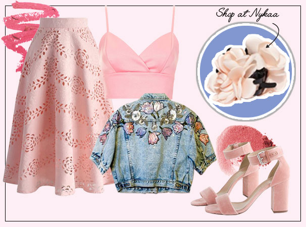 5 Millennial Pink Outfits & Makeup Products For Every Fashionista | Nykaa's Beauty Book 1