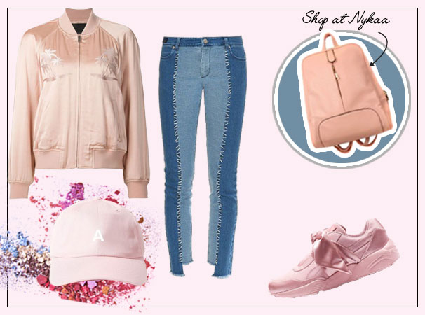 5 Millennial Pink Outfits To Keep You Lookin Lit - 9