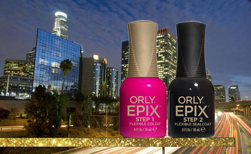 Magic manicures with Orly's Ambassador Sam Biddle| 3