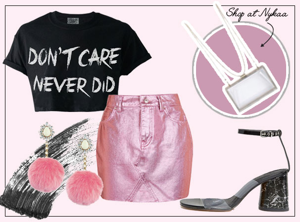 5 Millennial Pink Outfits & Makeup Products For Every Fashionista | Nykaa's Beauty Book 5