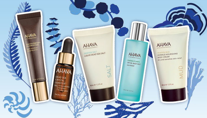 In Review The Ahava Active Dead Sea Minerals Range - 1