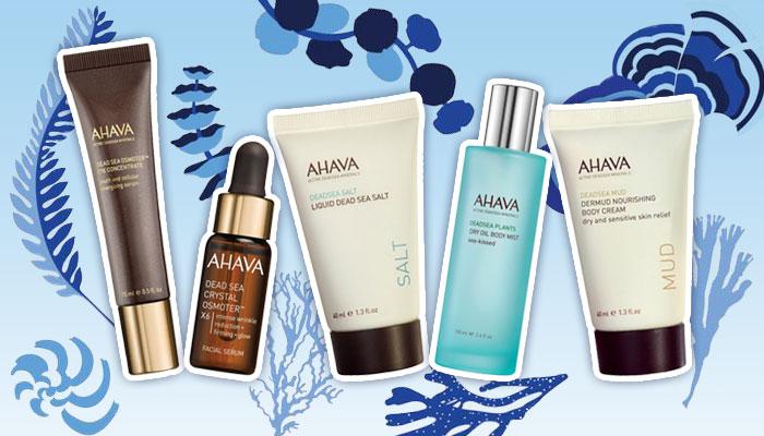 The Ahava Dead Sea Mineral Product Range - Product Reviews on Nykaa's Beauty Book 1