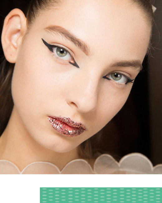 Runway to Reality: Our favorite 2017 beauty trends| 1