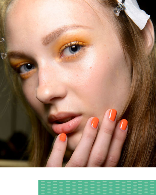 Runway to Reality: Our favorite 2017 beauty trends| 10