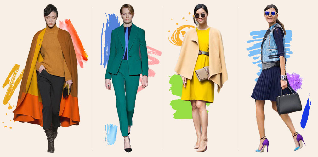 Color Block Fashion- The Color Blocking Look Trending Right Now| Nykaa's Beauty Book 1