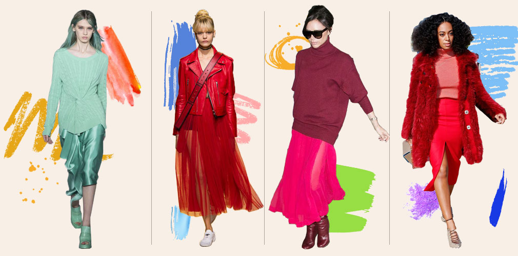 Color Block Fashion- The Color Blocking Look Trending Right Now| Nykaa's Beauty Book 4