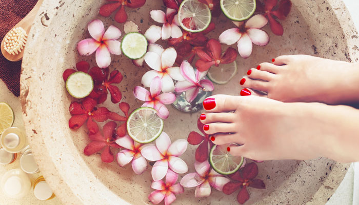 Soothing Foot Scrubs for Worn Out Feet - 1