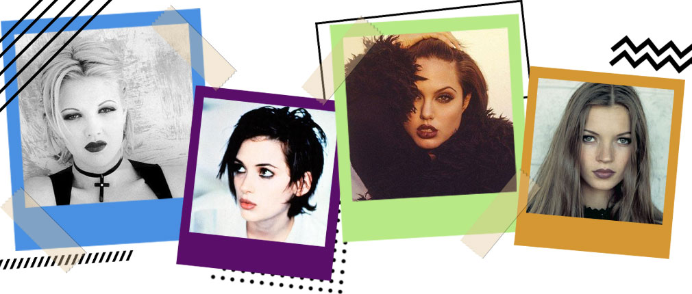 90s NOSTALGIA: The decades defining makeup looks are back! - 1