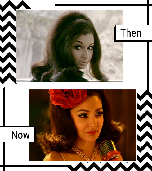 Retro Hairstyles for Women - '60s Hairstyles of Celebrities | Nykaa's Beauty Book 1