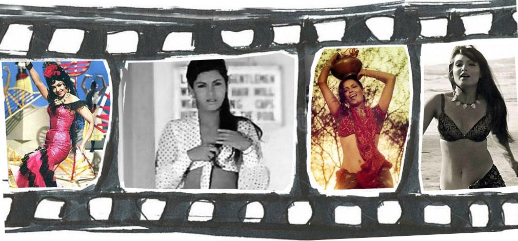 Bollywood Fashion - Rummaging Through Bollywood Makeup & Styles   Nykaa's Beauty Book 7