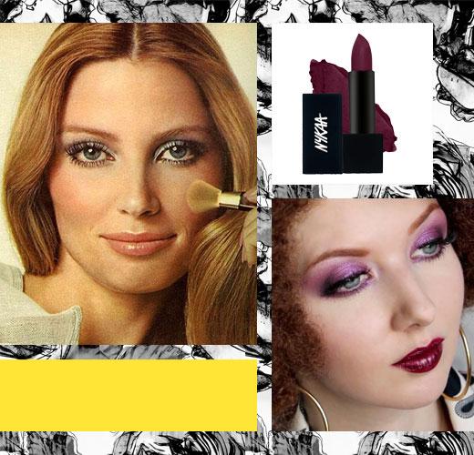 Vintage Looks - Retro Makeup & Beauty Looks of the '70s | Nykaa's Beauty Book 2