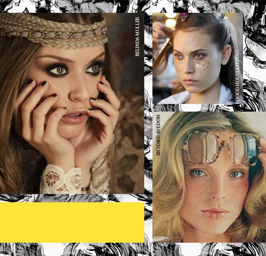 Vintage Looks - Retro Makeup & Beauty Looks of the '70s | Nykaa's Beauty Book 3