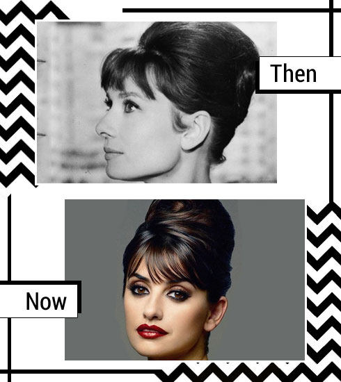 Retro Hairstyles for Women - '60s Hairstyles of Celebrities | Nykaa's Beauty Book 4