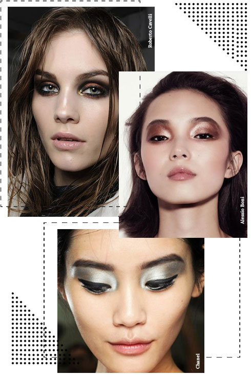 Metallic Makeup Trend - Metallic Face Makeup for the Midas Touch | Nykaa's Beauty Book 2