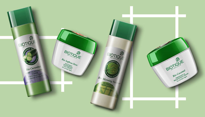 Naturally Speaking: New Launches from Biotique - 1