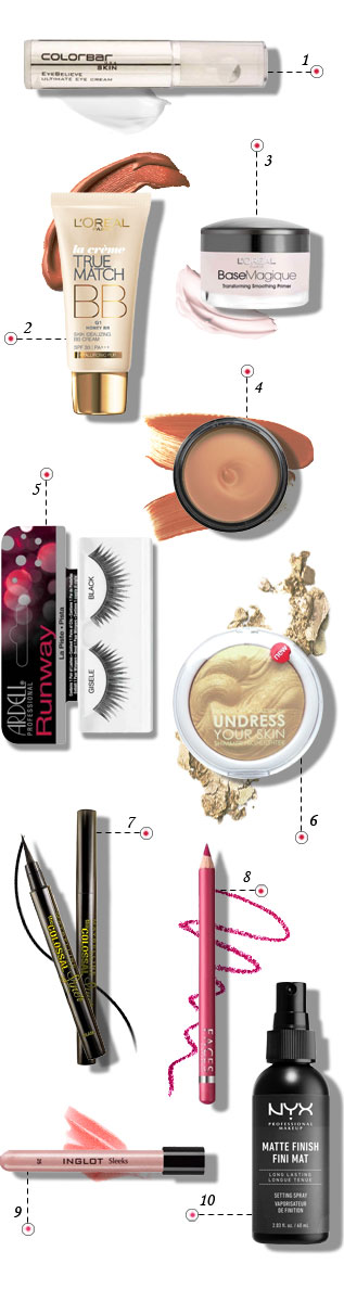 Makeup Capsule For The Working Woman - 3