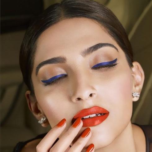 Sonam Inspired Bold Eyeliner Looks - 3