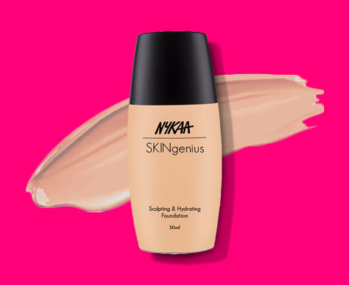 Skin Perfection with the Nykaa Skingenius Foundation Range| 2