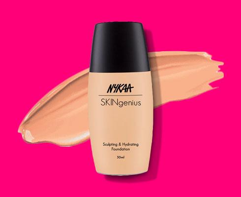 Skin Perfection with the Nykaa Skingenius Foundation Range| 4