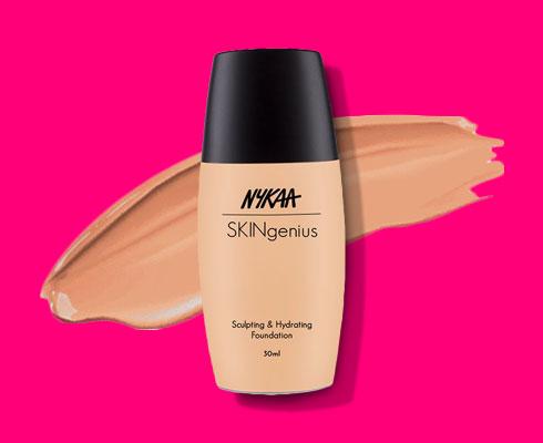 Skin Perfection with the Nykaa Skingenius Foundation Range| 5