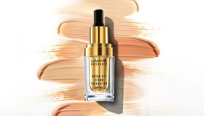 In Review: Lakme Absolute Argan Oil Serum Foundation with SPF 45| 1