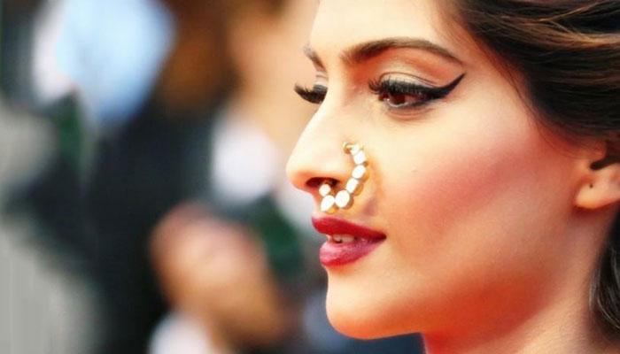Sonam Inspired Bold Eyeliner Looks - 1
