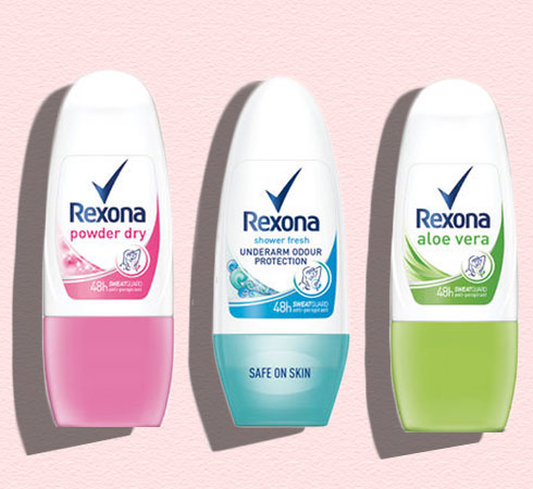 In Review: Rexona Aerosols And Roll Ons| 2