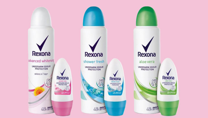 In Review: Rexona Aerosols And Roll Ons| 1