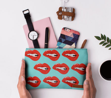 The Best Makeup Pouches To Flaunt Your Style| 1