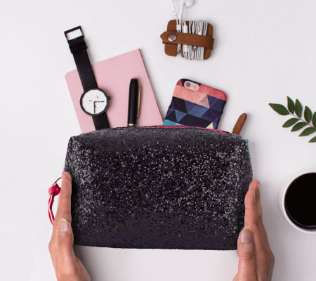 The Best Makeup Pouches To Flaunt Your Style| 7