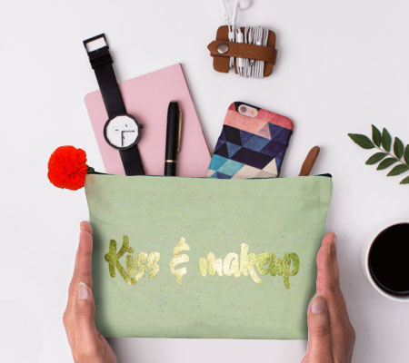 The Best Makeup Pouches To Flaunt Your Style| 25