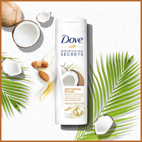 Just Landed: Dove Winter Care Nourishing Lotions| 1