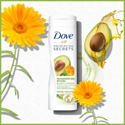 Just Landed: Dove Winter Care Nourishing Lotions| 3