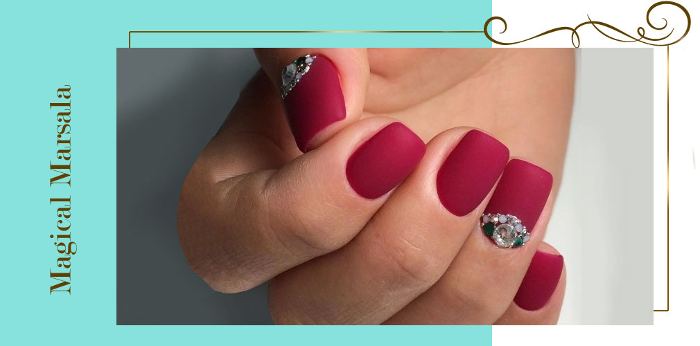 Talon Tales: Winter Nail Art Ideas With Nykaa Nail Enamel - 3