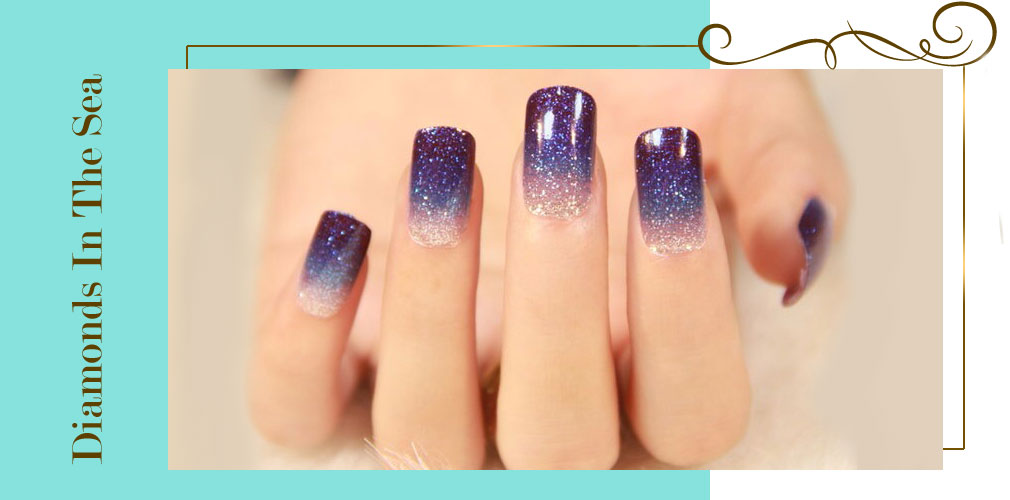Nail Trends of 2017 - Festive Nail Art with Nykaa Nail Enamel | Nykaa's Beauty Book 5