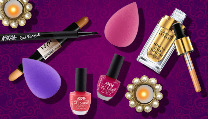 Festival Makeup Essentials To Stockpile On | Nykaa's Beauty Book 1