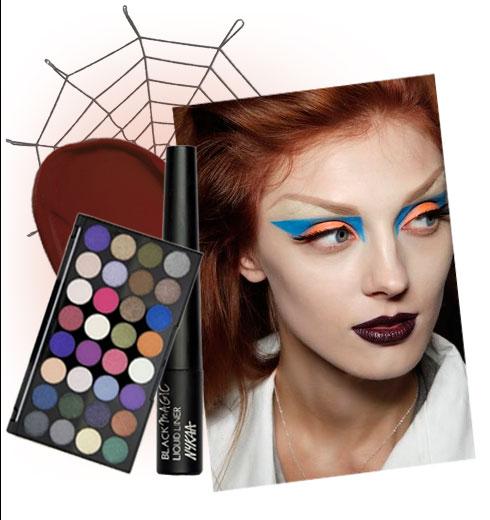 Halloween Makeup Tutorial: Broody & Beautiful Goth Makeup Looks | Nykaa's Beauty Book 2
